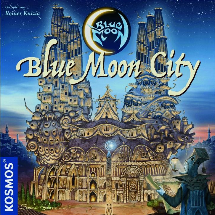 Город синей луны