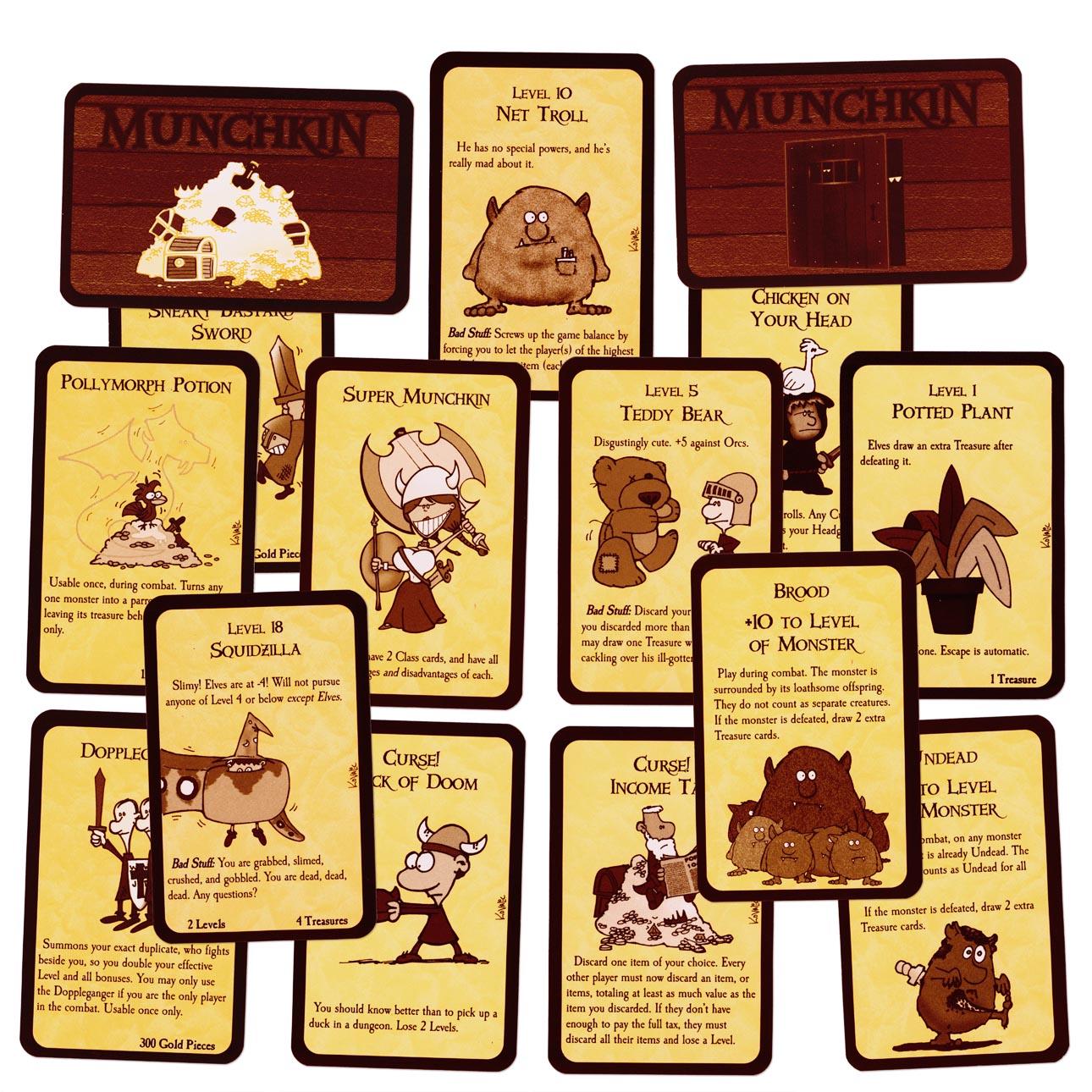 Munchkin Munchkin_cards